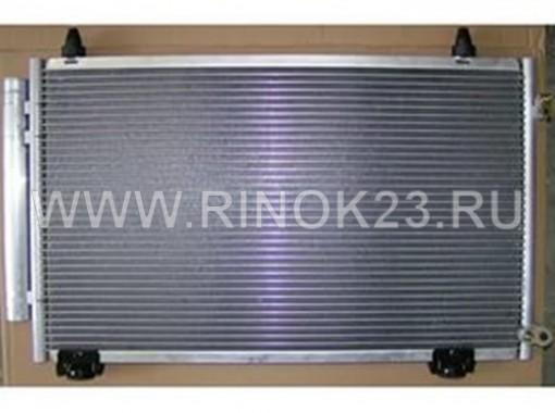 Радиатор кондиционера TOYOTA COROLLA 2000-06 EURO / RUNX / ALLEX 04-06 / AVENSIS T25 1 / 3ZZ 03-08