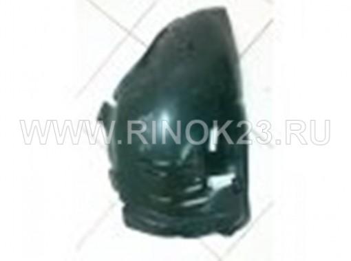 Защита заднего бампера TOYOTA RAV4 05-13(R+L)