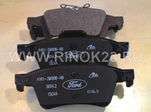 Тормозные колодки Ford Focus передние Краснодар