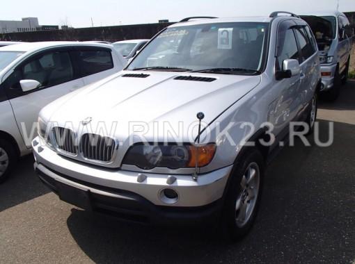 Запчасти BMW X5 Е53 авто в разборе Краснодар