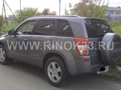 Стекло заднее с обогревом SUZUKI ESCUDO / GRAND VITARA SUV 5D 2005-