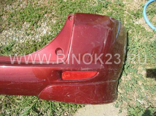 Задний бампер б/у Mazda Demio в Краснодаре