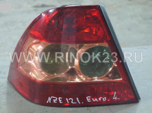 Задний фонарь б/у Toyota Corolla Е12