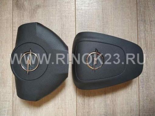 Заглушка руля, муляж подушки безопасности Opel Astra H 2004-2013 г. в Краснодаре