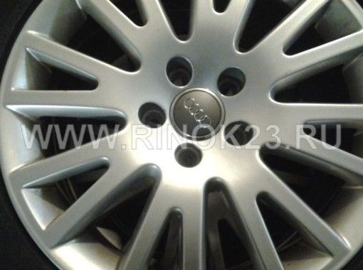 Диск б.у Audi литой R17 4 шт. производитель Чехия