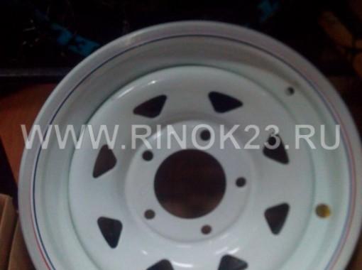 Колесный диск Нива 15x7 5/139,7 ЕТ+25