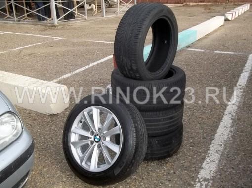 Goodyear,  Резина R-17. Оригинал диски BMW R-17 4 шт. свежая. 245*45*17  R-17 4 шт.