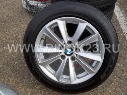 Шина б/у Goodyear с оригинальным диском BMW R-17