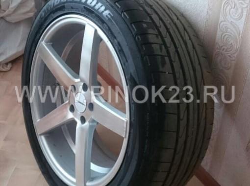 Летние шины б/у Bridgestone 275/45 R20