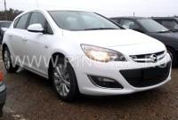 Opel Astra 2014, бензин 1.4 л. турбо АКПП Хетчбэк