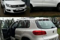 Volkswagen Tiguan 2012 г. 1.4(МКПП) передний привод Кроссовер