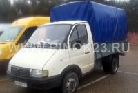 ГАЗ газель 3302 2001 газ/бензин Тент