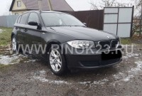 BMW 118i 2007 Хетчбэк Гайдук