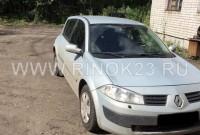 Renault Megane  2003 Хетчбэк Лазаревское