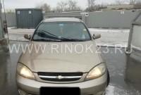 Chevrolet Lacetti 2007 Седан Гайдук