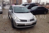 Nissan Tiida Latio 2005 Седан