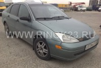 Ford Focus 2003 Седан