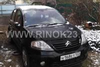 Citroen C3 хетчбэк 2004 г. бензин 1.6 л АКПП Краснодар
