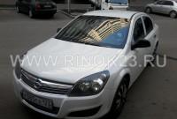 Opel Astra седан 2011 г. бензин 1.6 л МКПП