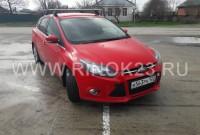 Ford Focus 3 хетчбэк 2012 г. бензин 1.6 л АКПП