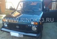 ВАЗ-2131 НИВА 4х4 внедорожник 2013 г. бензин 1.7 л МКПП Тимашевск