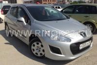 Peugeot 308 2011 г. хетчбэк бензин 1.6 л. МКПП Новороссийск