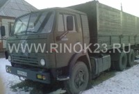 Камаз 353212 1990 г. бортовой