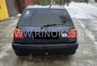 Volkswagen Golf 1993 Хетчбэк Белореченск