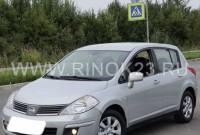 Nissan Tiida 2008 Хетчбэк Новороссийск