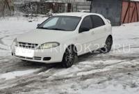 Chevrolet Lacetti 2007 Хетчбэк Брюховецкая