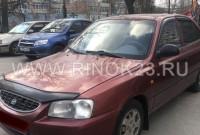 Hyundai Accent 2004 Седан Ивановская