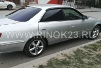 Toyota Mark 2 1998 Седан Горячий ключ