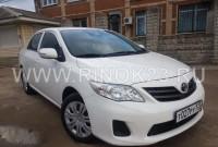 Toyota Corolla седан 2013 г бензин 1.6 л АКПП Краснодар