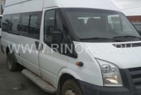 Ford Transit  2014 Фургон Крымск