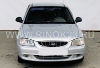 Hyundai Accent 2006 Седан Темрюк