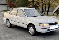 Toyota Corolla 1991 Седан Новороссийск