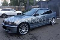 BMW 318i 2001 Седан Геленджик
