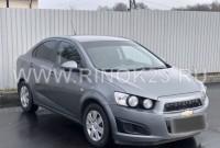 Chevrolet Aveo 2013 Седан Новороссийск