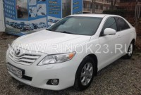 Toyota Camry 2010 г. дв. 2,4 л. АКПП Седан