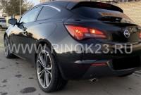Opel Astra GTC 2013 Купе Тамань