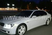 BMW 730 2003 Седан Каневская