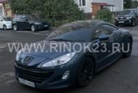 Peugeot RCZ I 2011 Купе Краснодар