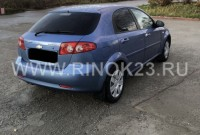 Chevrolet Lacetti 2007 Хетчбэк Анапа