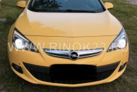 Opel Astra GTC 2012 Купе Абинск