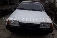 ВАЗ (LADA) 21099 2000 Седан Кореновск