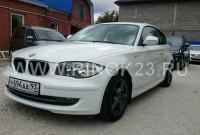 BMW 116, «Трехдверка» 2014 г. дв. 1.6 л. АКПП Хетчбэк