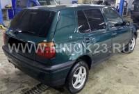 Volkswagen Golf 1993 Хетчбэк Сочи