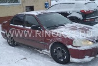 Honda Civic 1997 Седан Приморско-Ахтарск
