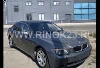 BMW 730 2003 Седан Краснодар