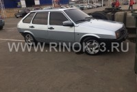 ВАЗ (LADA) 21093 2000 Хетчбэк Краснодар